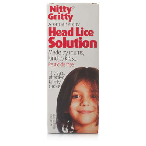 Nitty Gritty Aromatherapy Head Lice Kit
