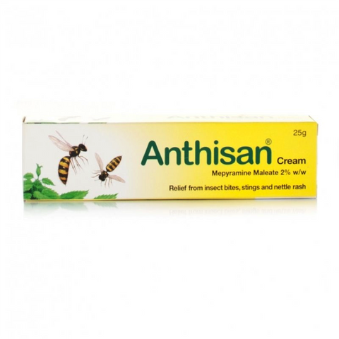 Anthisan Cream (25g Tube)