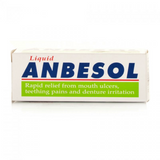 Anbesol Liquid (15ml Bottle)