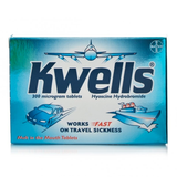 Kwells Travel Sickness Tablets 300mcg (12 Tablets)