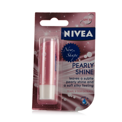 Nivea Lip Care Pearl & Shine