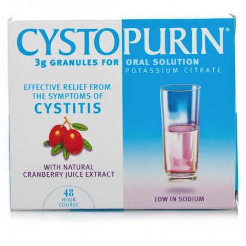 Cystopurin Granules (3g)