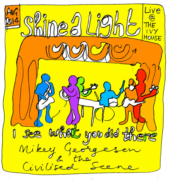 Shine A Light EP