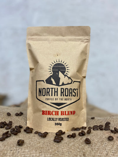 Birch Blend Coffee - North Roast Coffee BC