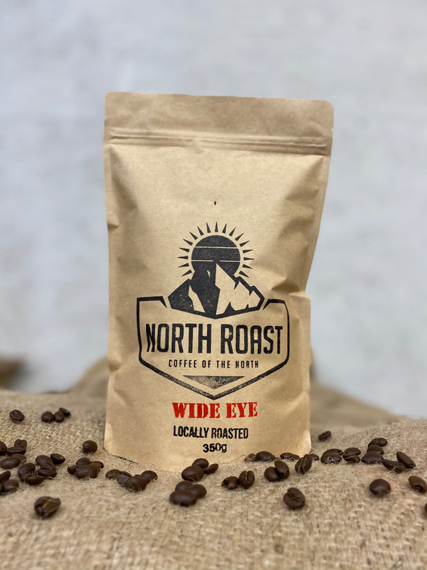 WideEye Light Blend Coffee - North Roast Coffee BC