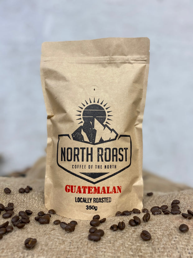 Guatemalan Coffee - North Roast Coffee BC