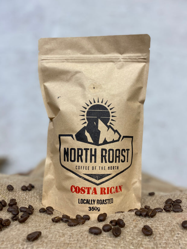 Costa Rican Coffee - North Roast Coffee BC
