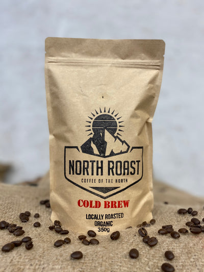 Cold Brew Blend - North Roast Coffee BC