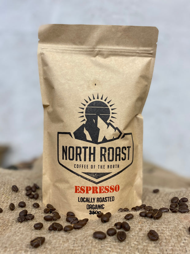 Espresso - North Roast Coffee BC
