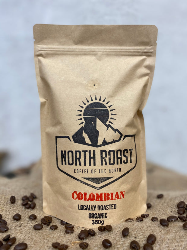 Colombian Coffee - North Roast Coffee BC