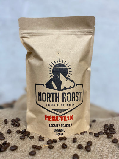 Peruvian Coffee - North Roast Coffee BC