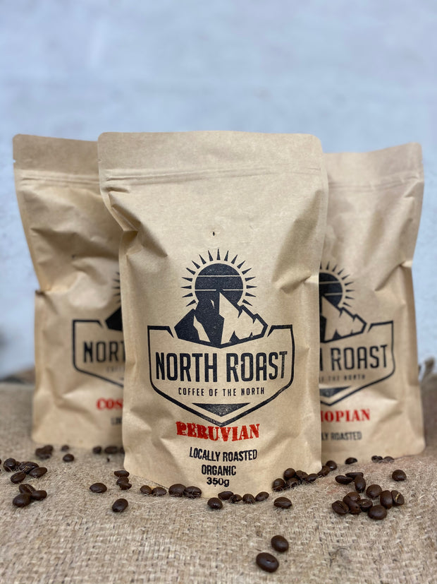 3-pack Mystery brew - North Roast Coffee BC