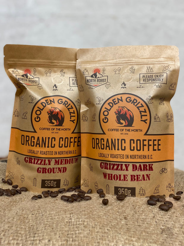 Golden Grizzly Blend - North Roast Coffee BC