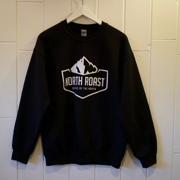 North Roast Crewneck Sweater - North Roast Coffee BC