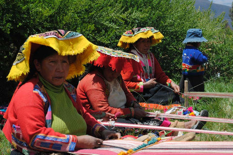 Without weaving they would no longer have an identity.