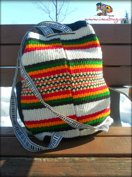 Mamaconda Soft Wool Backpack