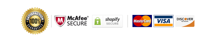 Image result for shopify trust badge""