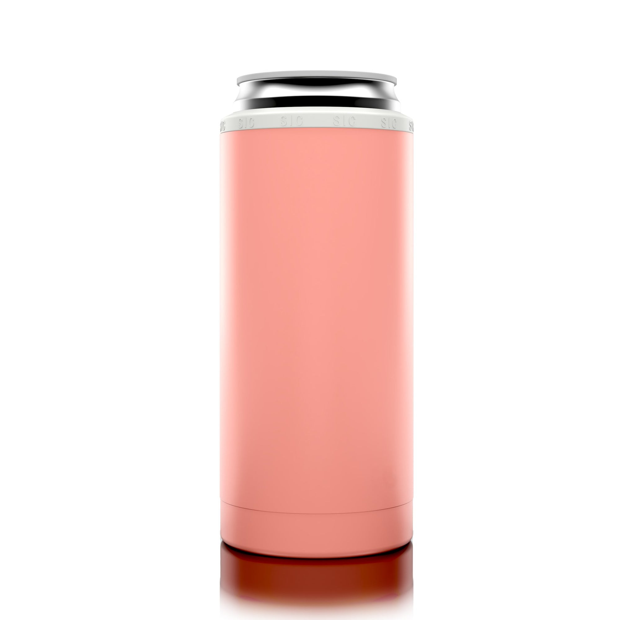 Copy of SIC Slim Can Cooler - Matte Coral