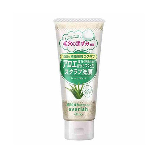 Utena Everish Scrub Wash Aloe Vera 130G