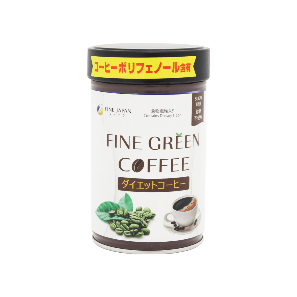 FINE GREEN COFFEE (200G)