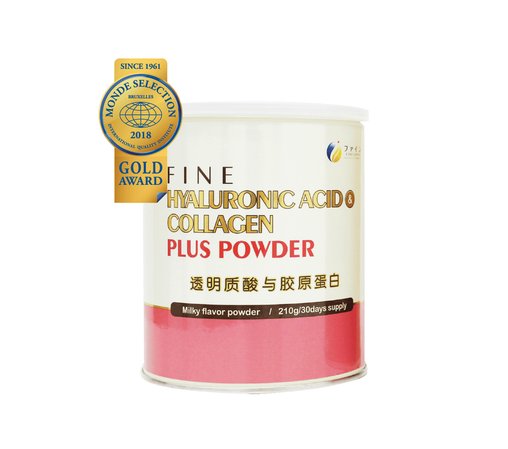 [BUNDLE] FINE HYALURON ACID & COLLAGEN (TIN)