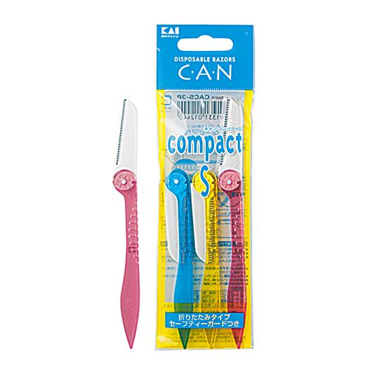 KAI - COMPACT - DISPOSABLE RAZORS - Tokyoninki