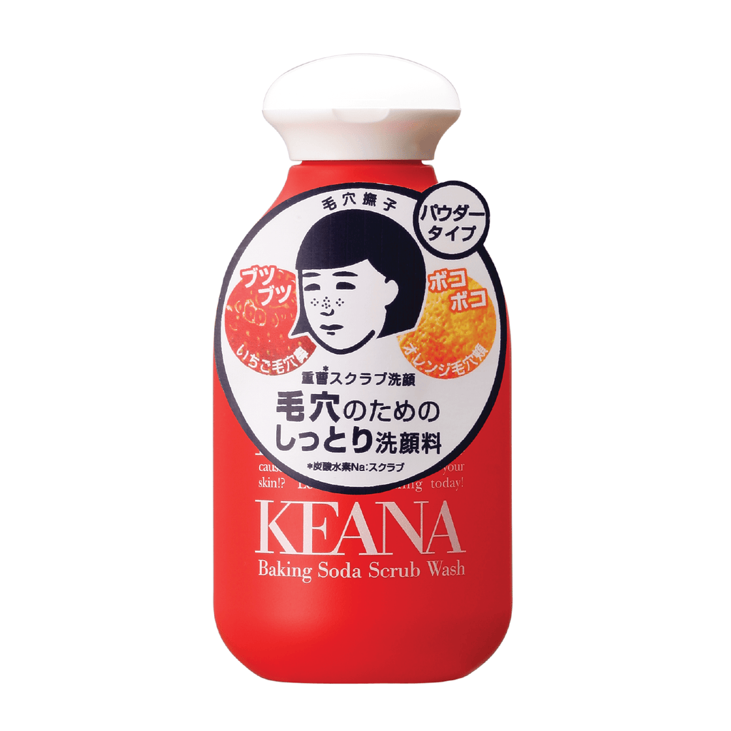 FRONT OF KEANA BAKING SODA SCRUB WASH