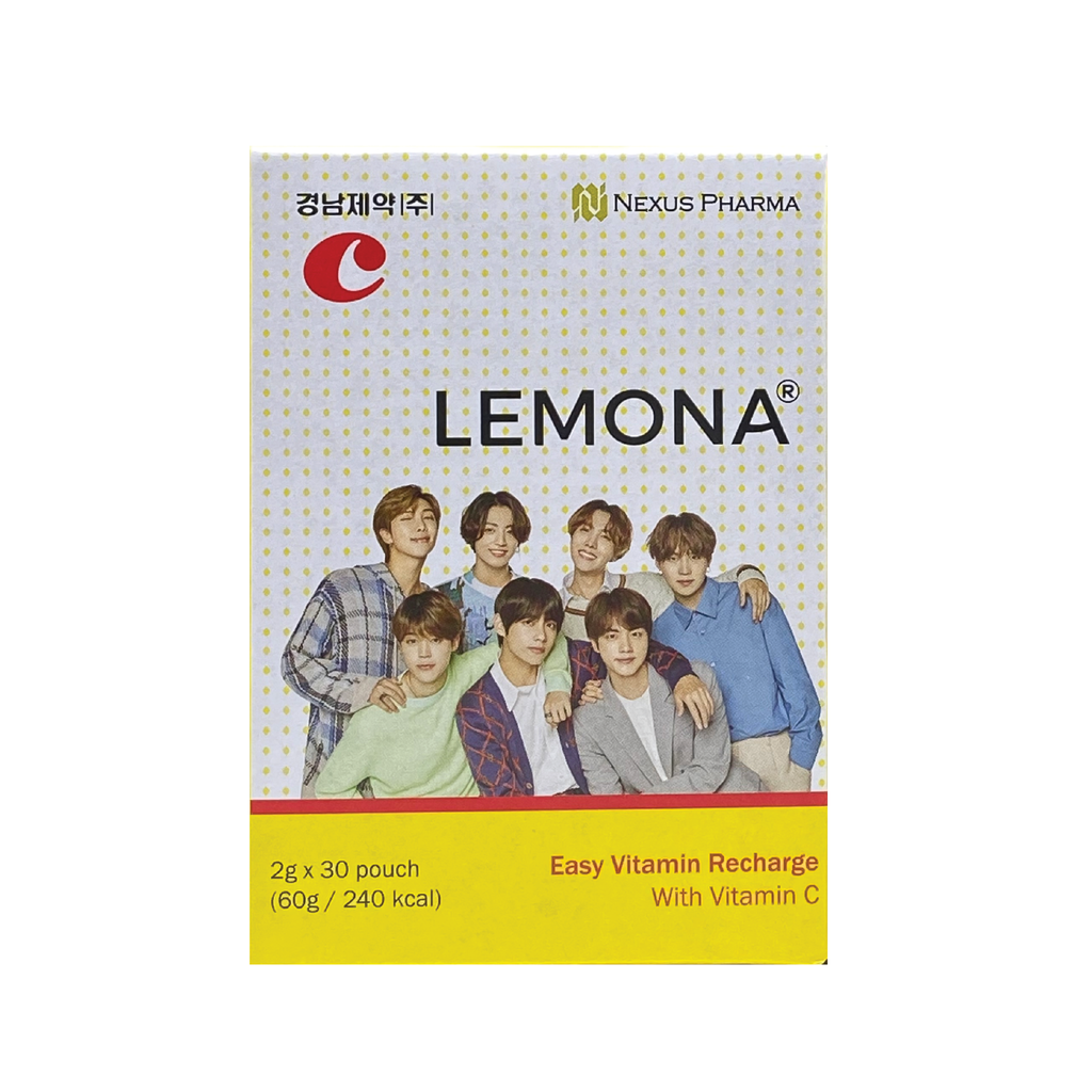 LEMONAXBTS  EASY VITAMIN RECHARGE