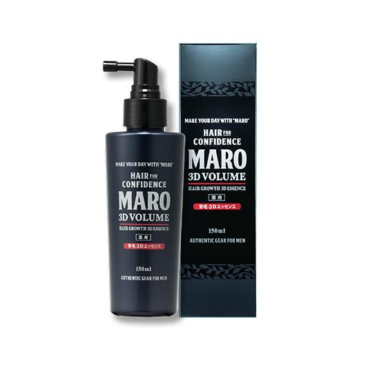 Maro 3D Volume Hair Growth 3D Essence 150ML