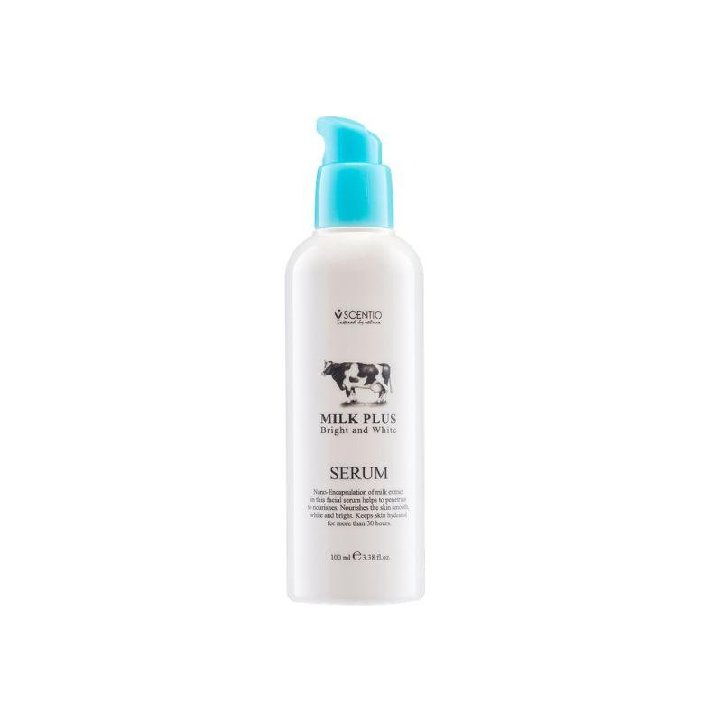 PRODUCT IMAGE OF SCENTIO MILK PLUS BRIGHT & WHITE SERUM (100ML)