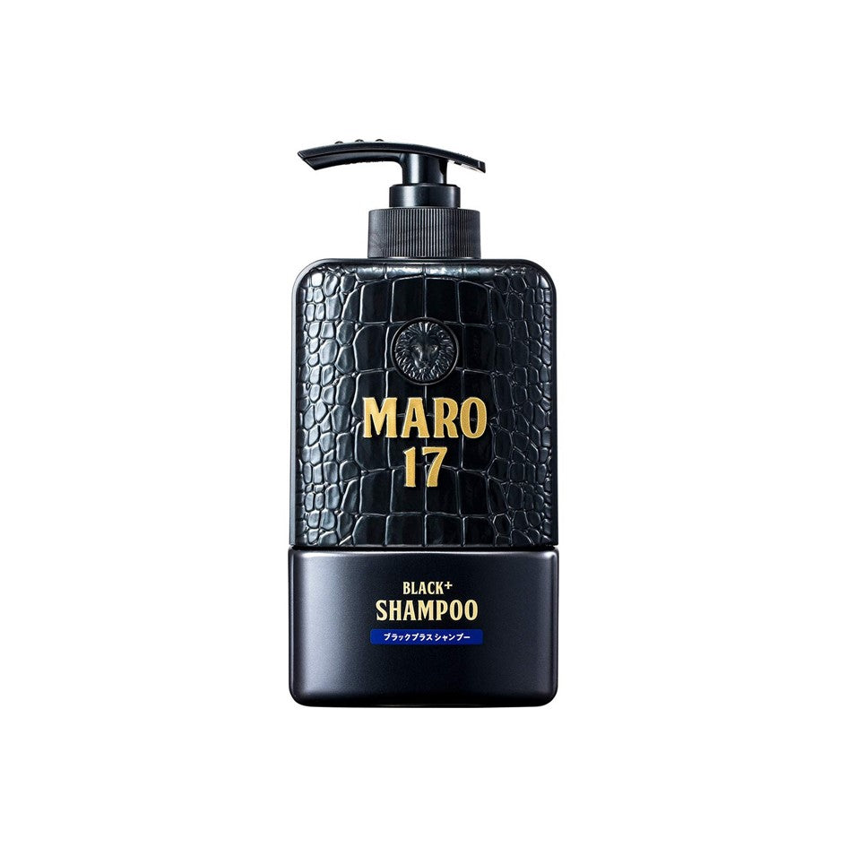 MARO17 Black Plus Shampoo 350ML
