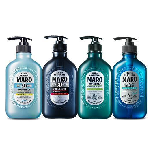 Maro Hair Shampoo [4 Types To Choose]