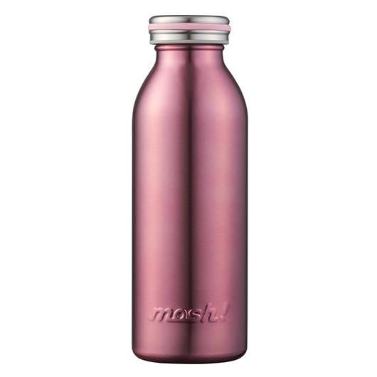 MOSH! STAINLESS STEEL MILK BOTTLE STARLIGHT SPECIAL EDITION (450ML)