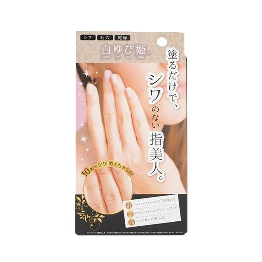 HimeCoto Shiro Yubi Hime Wrinkleless Putty Hand Cream 30G