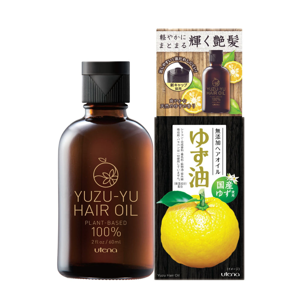 UTENA HAIR OIL YUZU (60ML)