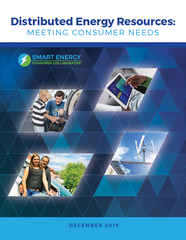 Distributed Energy Resources: Meeting Consumer Needs