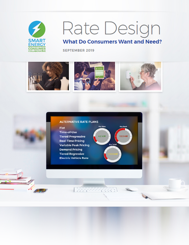 Rate Design: What Do Consumers Want and Need?