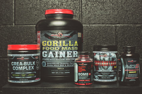 SD Mens Bulk Stack