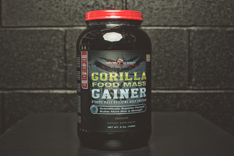 Gorilla Food Mass Gainer 3lb