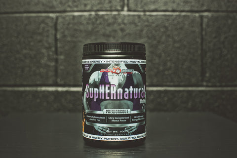 SupHERnatural Bulk Pre-Workout