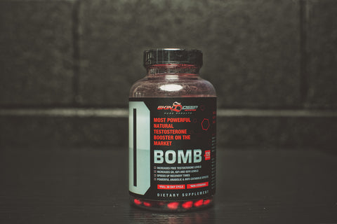 D-Bomb Testosterone Booster