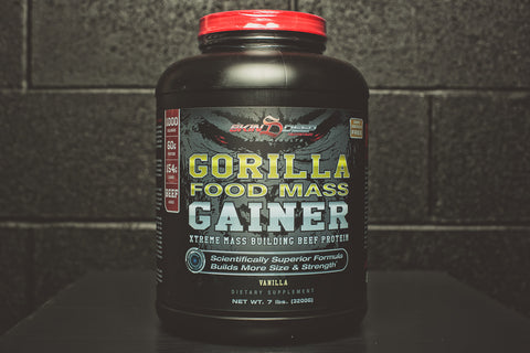 Gorilla Food Mass Gainer 7lb