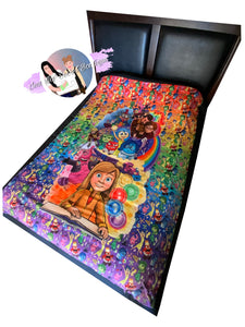 Many Moods Full Size Bed Lounge Adult Blanket
