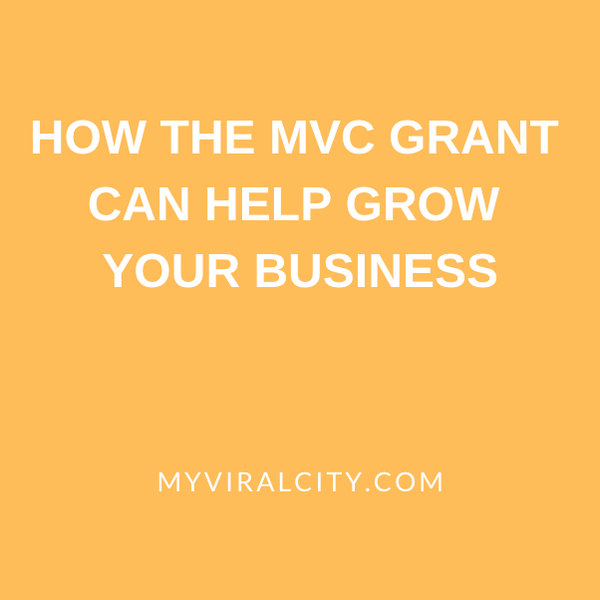 How the MVC Grant Can Help Grow Your Business (Case Study)