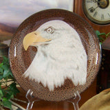 Bald Eagle Limited Edition Collector Plate