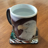 Bald Eagle Magic Transformation Mug **Watch the video to see how it TRANSITIONS before your eyes!**