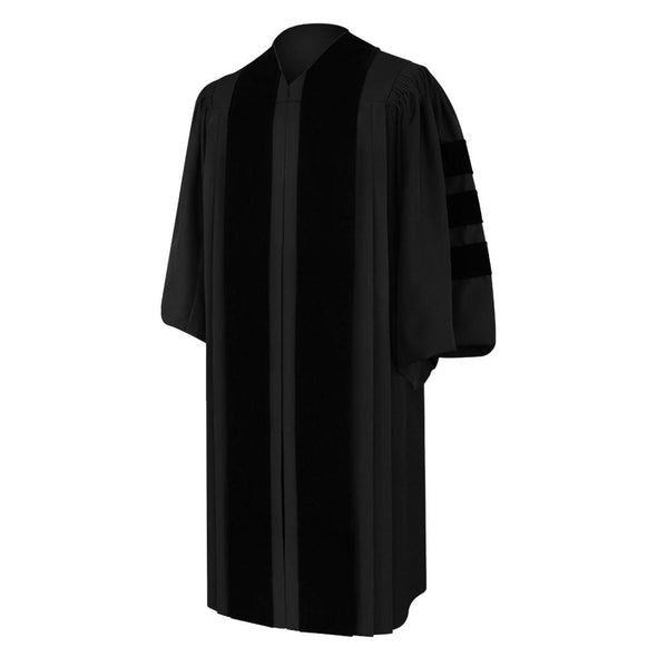 Deluxe Doctor Graduation Gown - Endea Graduation