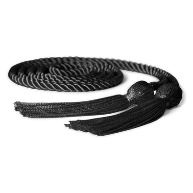 Middle School & Junior High Single Graduation Honor Cord Black - Endea Graduation