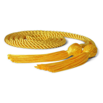 Middle School & Junior High Single Graduation Honor Cord Gold - Endea Graduation