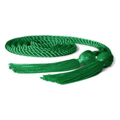 Middle School & Junior High Single Graduation Honor Cord Green - Endea Graduation